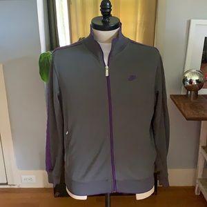 Nike Old School track jacket